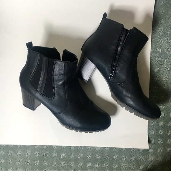 another chance favorable price the best attitude Rieker Fleece-Lined Ankle Boot 9US 40EU
